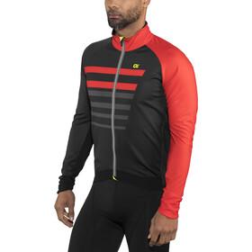 Alé Cycling Piuma Jakke Herrer, black-red